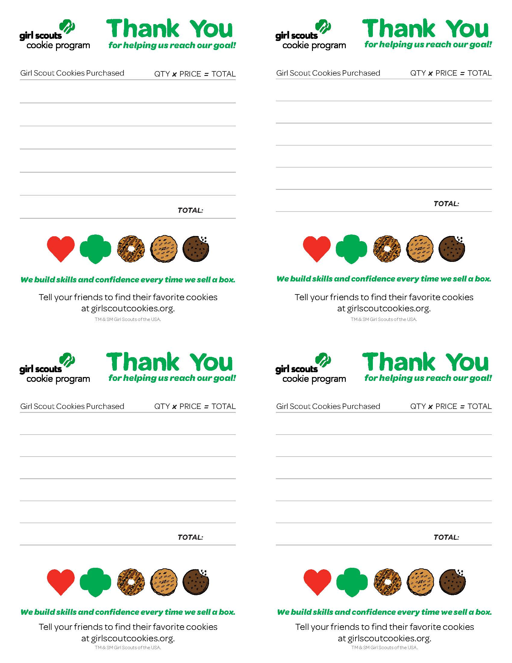 Cookies Digital Cookie Girl Scouts Of Southeastern New England