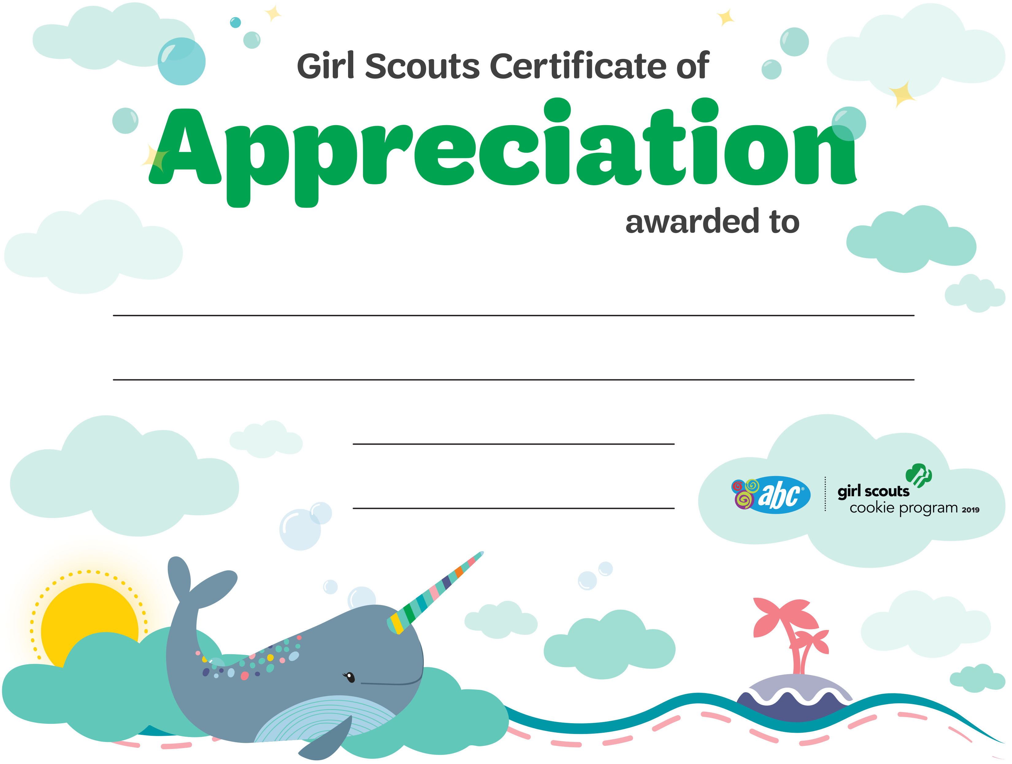 photograph relating to Girl Scout Cookie Thank You Note Printable named Cookies+ Electronic Cookie Lady Scouts of Southeastern Fresh new