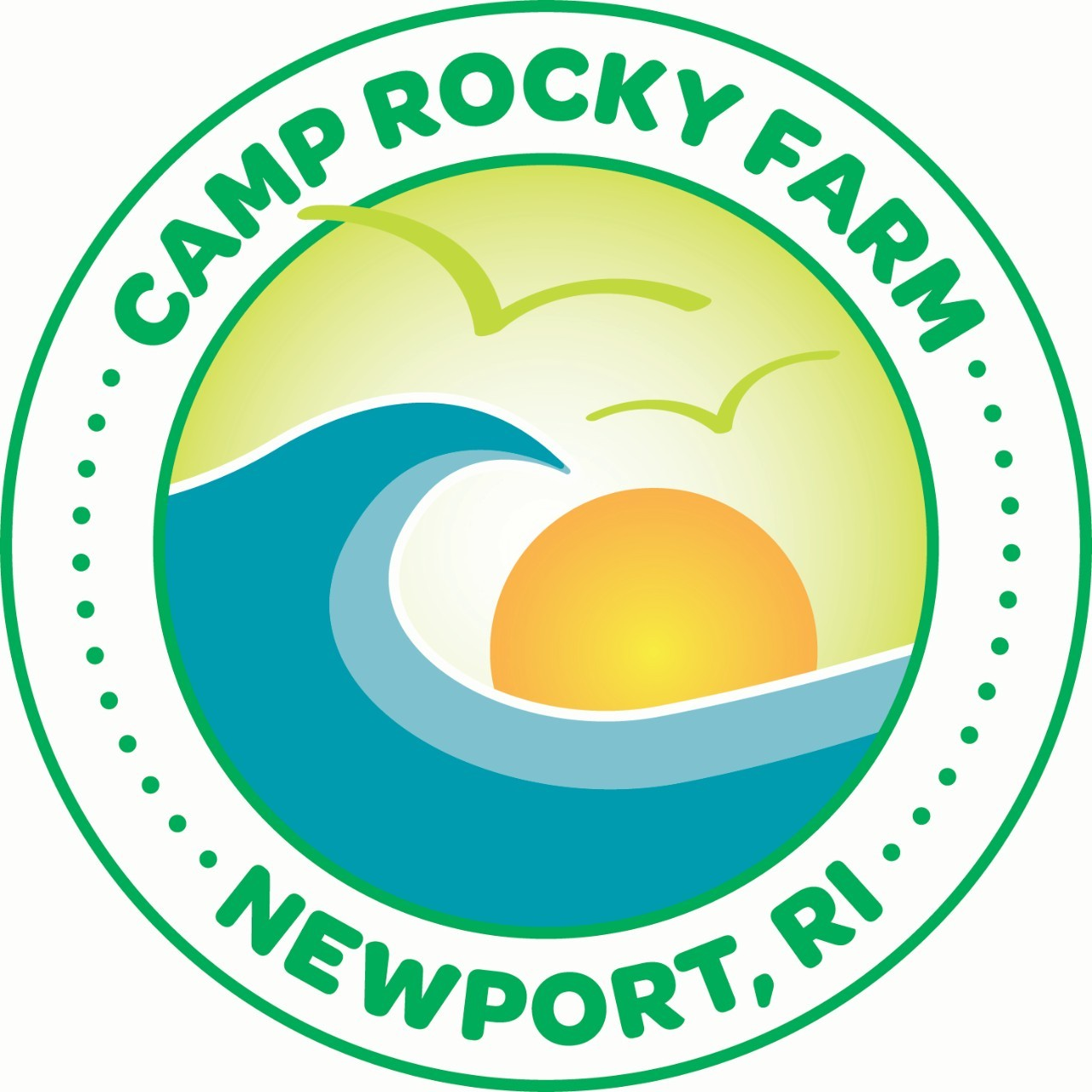 Camp Rocky Farm Logo
