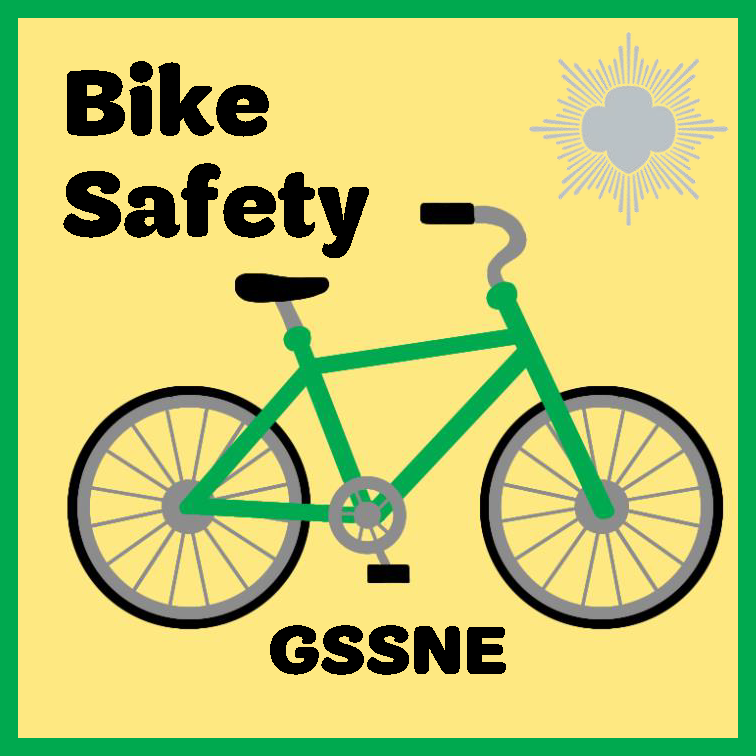 Bike Safety Patch