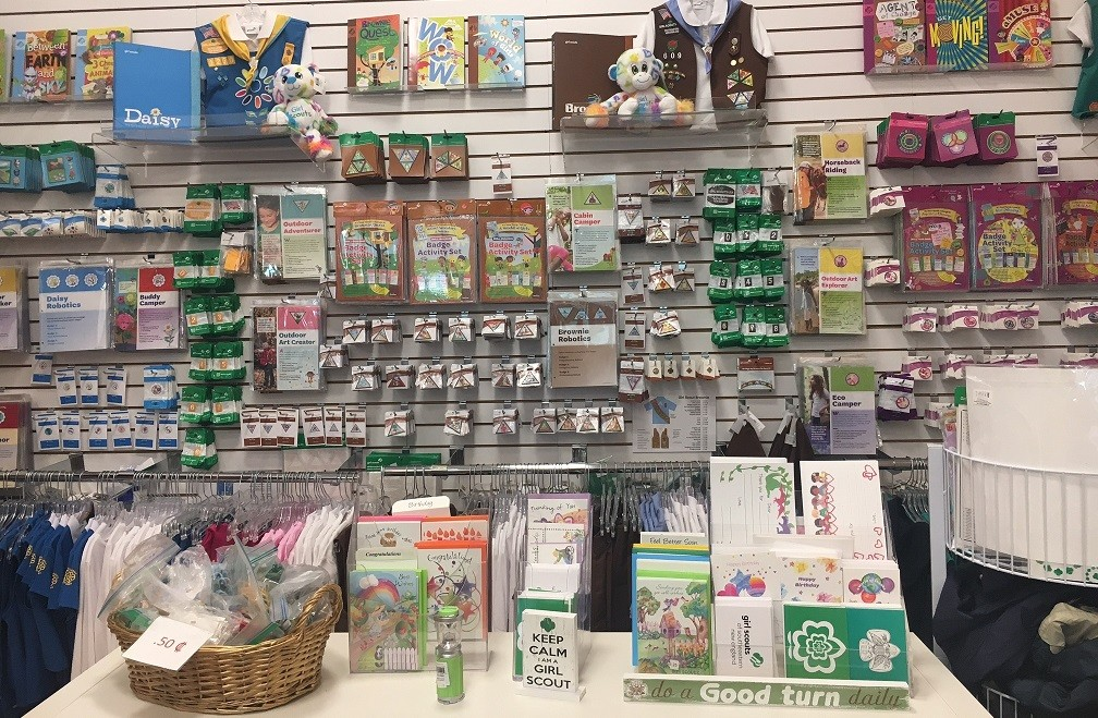 our council girl scout shop girl scouts of